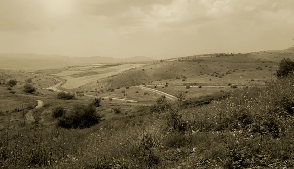 The Hills of Galilee